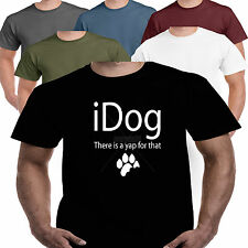I dog Yap For That Funny T shirt S-3XL Clothes Pet Animal Toy Collar Coat Bed