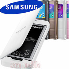 Promo!! SAMSUNG Galaxy Note4 genuine Battery Kit Charger S view cover New w/ Box
