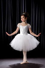 Swan Lake Prince Ballet Nutcracker Tutu Dance Costume Romantic Christmas CXS-AL