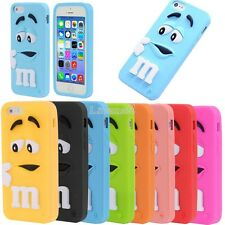 Nice 3D Silicone Soft Rubber Skin Cover Case For Apple iPhone 5S iPhone 5