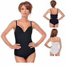 Women's Body Or Stringbody Underwired With Removable Pillow Bodysuit