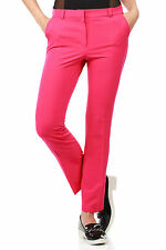 Pink  Smart tailored ladies trousers ideal for work or school   Size 8-16
