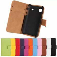 New Magnetic wallet flip PU Leather Case Cover  For Samsung Galaxy S i9000 i9001