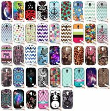 For Samsung Galaxy Light T399 TPU Rubber Gel Soft Skin Cover Phone Protect Case