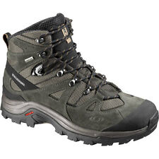 Salomon Men's Discovery Gtx Hiking Boots, Swamp/Thyme