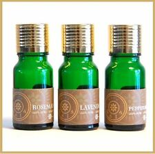 ♥100% PURE ORGANIC THERAPEUTIC GRADE ESSENTIAL OIL 10ML♥ BUY 3 - GET 1 FREE :)