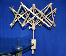 Wholesale Lots Umbrella New Wooden(Birch) Swift Yarn Winder HOLDER