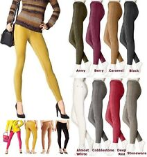 NEW Women's HUE Corduroy Leggings U13784          - Choose Color / Sz