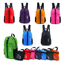 Fashion Outdoor Sports Hiking Waterproof Foldable Backpack Daypack Rucksack 30L