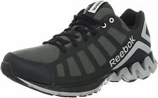 REEBOK V45549 GREY / BLACK / SILVER - ZIGTECH ATHLETIC SHOE SNEAKER