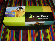 RIDER OF BRAZIL WORLD CUP SANDALS 2 COLORS THE SOUL OF BRAZIL FROM TOP TO BOTTOM