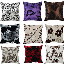 Popular Pillow Case Cushion Cover Decorative Square Home Throw Sofa Simple new