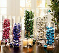Water Bead Pearl + Plastic Pearls Balls Sphere Vase Filler Scatter Wedding