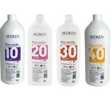 REDKEN Pro-oxide Cream Developer 10 - 20 - 30 - 40 volume 33,8 fl oz/ 1L