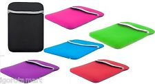 """Colorful Sleeve Bag Case Cover fr Amazon Kindle Touch / Fire 7"""" Tablet 7 Inch UK"""