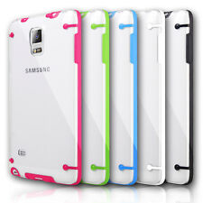 Ultra Slim Transparent Crystal Clear Hard Case Cover For Samsung Galaxy Note 4