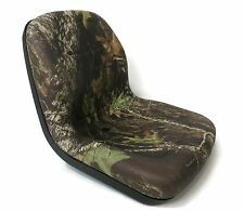 New Camo HIGH BACK SEAT for Ariens Zero Turn Lawn Mower Tractor  Made in USA