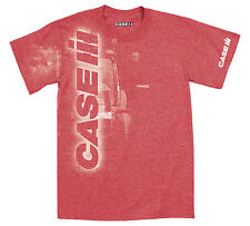 Vertical Case IH Farm Magnum International Harvester Tractor - Mens T-Shirt