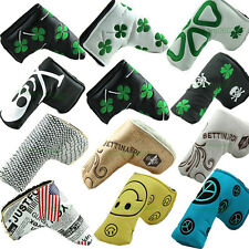 lot Golf Putter Head Cover Headcover For Taylormade Ping Callaway Scotty Cameron