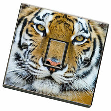 Tiger Light Switch Cover,Skin,Sticker.Decal Any Room