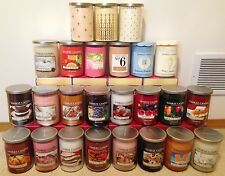 Yankee Candles 22oz. Tumbler Candles - You Pick! HTF & RARE SCENTS!