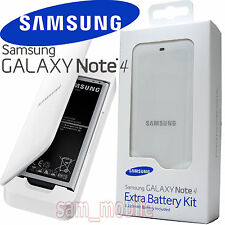 SAMSUNG Galaxy Note4 SM-N910 genuine Extra Battery Kit w/ Retail Packing NEW !!
