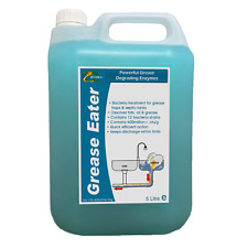 Concentrated Grease Trap Cleaner HYDRA GREASE EATER ENZYME LIQUID Break down FOG