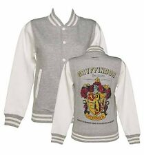 Official Ladies Grey Harry Potter Gryffindor Team Quidditch Varsity Jacket