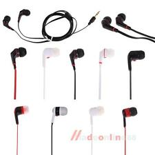 3.5mm Jack In-ear Super Bass Earphone Headphone for iPhone 6 5S Samsung S4 MP3