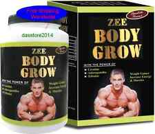 Body Grow, Fast Weight Muscle Gainer Nutrition Sports Supplement Powder Zee Pure