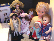 DOLLS   VINTAGE, LEONARDO, ALBERON, MUSICAL click on the site to chose and order