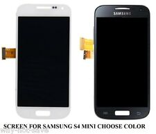 Full LCD Digitizer Glass Screen Display Replacement for Samsung Galaxy S4 Mini
