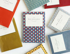 Invite.L - 2015 Der Reisende Diary - Undated for Any Year Day Planner Scheduler