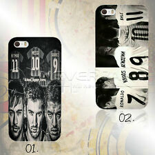 Real Madrid For i phone 6 cases Samsung Galaxy S4 5 NOTE3 neymar iphone 5s cover