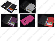 Multi Color Leather Cover Flip Case HOLDER WALLET For Sony Xperia acro S LT26w