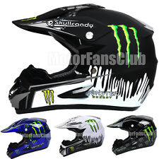 DOT Moto Motocross Off-Road Racing Dirt Bike VTT Casque vitesse SML Griffe