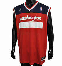 new-adidas-washington-wizards-mens-nba-basketball-jersey-red-navy-blue-blank