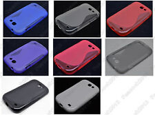 Multi Color S-Types TPU Silicone CASE Cover For Samsung Galaxy Express I8730