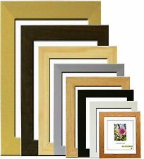 Photo Picture Poster Frame Wall Hanging Wooden Decoration Frames Free Postage