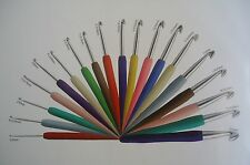 Knitter's Pride Waves Crochet Hooks. Pick & choose your own sizes and/or Case