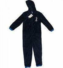 Official Tottenham Hotspur United Football All In One Onesie Kids Adult Mens Boy
