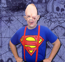 Adult 80s Movie The Goonies Sloth Superman T-Shirt Mask Suspenders Costume Set