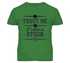 Trust Me I Ride A Yamaha Byson Motorcycle T Shirt