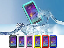 Waterproof Dirt Snowproof Cover Case Protector For Samsung Galaxy Note 4