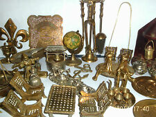 BRASS ORNAMENTS   SOME UNUSUAL & RARE ITEMS   click on the site to chose & order