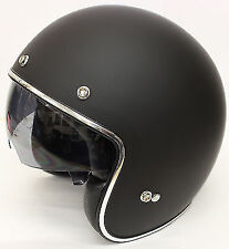 MT LE-MANS SV OPEN FACE SKINNY FIT MOTORBIKE HELMET LOW PROFILE FIT CUSTOM RIDER