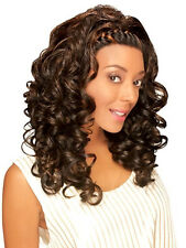 Hollywood SIS French Braid Lace Front Wig FB-LACE WIG DAVI