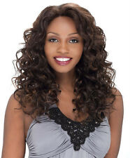 Sensationnel Empress Natural Synthetic Lace Front Edge Wig TALIA
