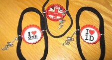 New One Direction Themed Bottlecap Bracelets Your Choice of Images/Colors