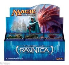 Magic MTG Return to Ravnica RTR BLOCK Sealed Booster Box Case Pack The Gathering